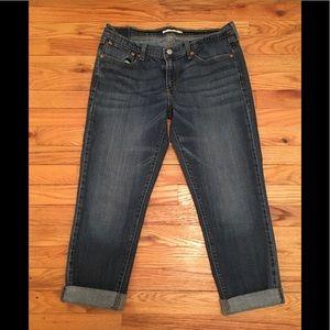 Levis's Boyfriend Jeans Denim 30